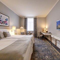 Отель Fairmont Le Montreux Palace 5* Улучшенный номер с различными типами кроватей фото 14