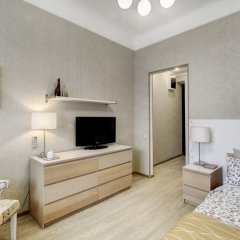 Апартаменты на Бронной Апартаменты разные типы кроватей фото 40