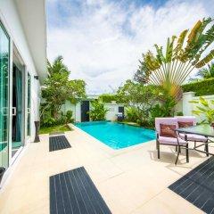 Отель Villas In Pattaya 5* Стандартный номер с различными типами кроватей фото 29