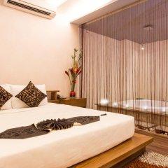 Valentine Hotel 3* Люкс с различными типами кроватей фото 3