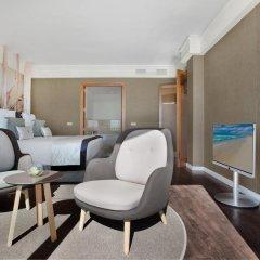 Pure Salt Port Adriano Hotel & SPA - Adults Only 5* Люкс с различными типами кроватей фото 16