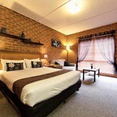 Отель Central Yarrawonga Motor Inn 3* Стандартный номер с различными типами кроватей фото 3
