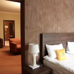 Гостиница Горная Резиденция АпартОтель Семейные апартаменты с двуспальной кроватью фото 11