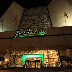Отель Radisson Paraiso Мехико спортивное сооружение