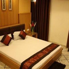 Hotel Apra International 3* Номер Делюкс с различными типами кроватей фото 4