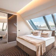 Hotel Moments Budapest 4* Люкс с различными типами кроватей фото 2