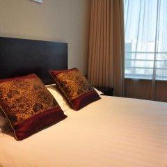 Howard Johnson Paragon Hotel Beijing комната для гостей фото 15