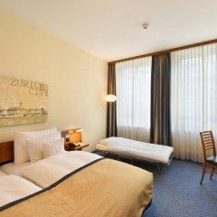 Hotel Glärnischhof 4* Стандартный номер фото 3