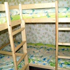 Хостел Черемушки Кровать в мужском общем номере с двухъярусными кроватями фото 2