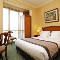 Отель Montparnasse Daguerre Франция, Париж - отзывы, цены и фото номеров - забронировать отель Montparnasse Daguerre онлайн комната для гостей фото 4