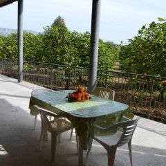 Отель Casa vacanze Gozzo Италия, Флорида - отзывы, цены и фото номеров - забронировать отель Casa vacanze Gozzo онлайн балкон