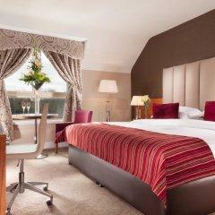 Castleknock Hotel 4* Улучшенный номер с различными типами кроватей фото 3