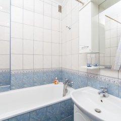 Гостиница Домашний Уют Никольско-Слободская Украина, Киев - 1 отзыв об отеле, цены и фото номеров - забронировать гостиницу Домашний Уют Никольско-Слободская онлайн ванная