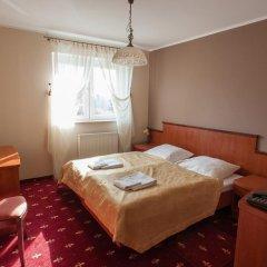 Отель Villa Pascal 2* Стандартный номер с двуспальной кроватью