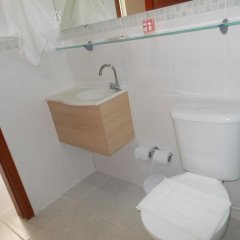Отель Pousada Dubai ванная фото 2