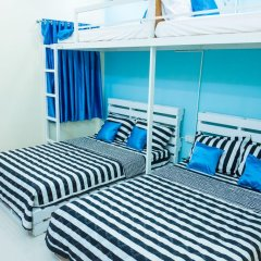 The Luci's House - Hostel Стандартный семейный номер с двуспальной кроватью фото 6