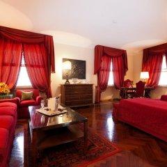 Отель Bettoja Mediterraneo 4* Полулюкс с различными типами кроватей