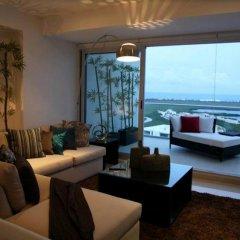 Отель Suites Malecon Cancun комната для гостей