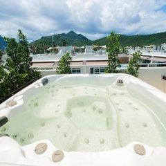 Отель Oriental Beach Pearl Resort 3* Люкс с различными типами кроватей фото 25