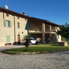 Отель B&B La Casa nel Vento Италия, Виньяле-Монферрато - отзывы, цены и фото номеров - забронировать отель B&B La Casa nel Vento онлайн парковка