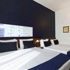 Grand Hotel Tiberio 4* Стандартный номер с различными типами кроватей фото 38