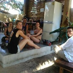 Hey beach hostel Ланта бассейн фото 3