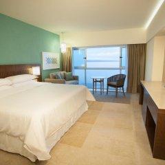 Отель Sheraton Buganvilias Resort & Convention Center 4* Стандартный номер с разными типами кроватей фото 9