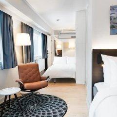 Radisson Blu Park Hotel, Oslo 4* Стандартный номер с различными типами кроватей