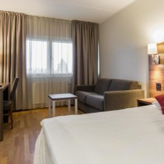 Park Inn by Radisson Oslo Airport Hotel West 3* Стандартный номер с различными типами кроватей фото 12