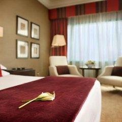 Отель Roda Al Bustan Представительский номер с различными типами кроватей