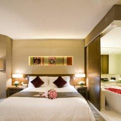 Отель Centara Grand at Central Plaza Ladprao Bangkok Номер Делюкс с различными типами кроватей фото 4