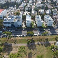Hi Tel Aviv - Bnei Dan Hostel Тель-Авив парковка