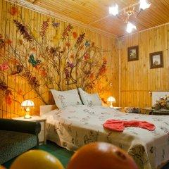 Отель Grunok Поляна комната для гостей фото 3