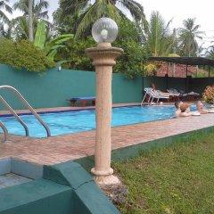 Отель White Bridge House & Resort Шри-Ланка, Берувела - отзывы, цены и фото номеров - забронировать отель White Bridge House & Resort онлайн бассейн