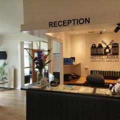 Отель Abba Нидерланды, Амстердам - 1 отзыв об отеле, цены и фото номеров - забронировать отель Abba онлайн интерьер отеля фото 2