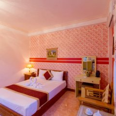 Отель Vy Hoa Hoi An Villas 3* Вилла с различными типами кроватей фото 8
