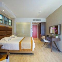 Отель Faros 3* Улучшенный номер с различными типами кроватей фото 4