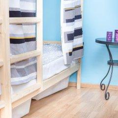 Хостел на Пятницкой Кровать в общем номере с двухъярусной кроватью фото 3