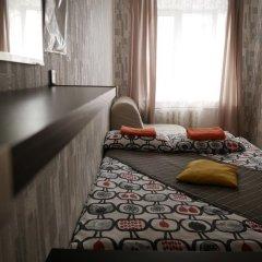 City Hostel Номер Эконом двуспальная кровать (общая ванная комната) фото 5