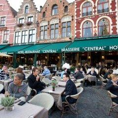 Отель Central Бельгия, Брюгге - отзывы, цены и фото номеров - забронировать отель Central онлайн помещение для мероприятий
