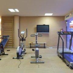 Lago Garden Apart-Suites & Spa Hotel фитнесс-зал фото 2