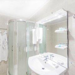 Гостиница Карелия & СПА 4* Улучшенный номер с различными типами кроватей фото 8