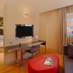 Отель NH Orio Al Serio 4* Стандартный номер с различными типами кроватей фото 2