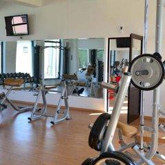 Отель BlackSeaRama Golf & Villas Балчик фитнесс-зал
