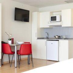 Отель Vertice Roomspace Madrid 3* Стандартный номер с различными типами кроватей фото 6