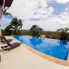 Отель Vichuda Hills бассейн