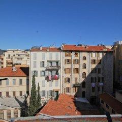 Отель Place Massena Ницца балкон