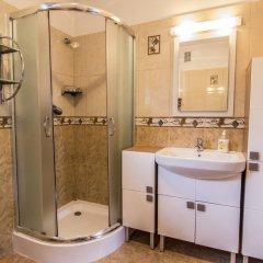 Отель Jastrzebi Dworek Zakopane Закопане ванная