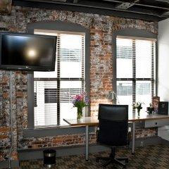 Отель Columbus Downtown - The Lofts 3* Стандартный номер с различными типами кроватей фото 2