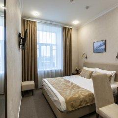 Гостиница Павелецкая Аэро 3* Стандартный номер двуспальная кровать фото 8